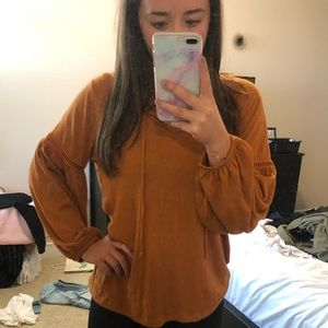 Old Navy fall top